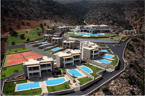 מלון Royal Hights Resort