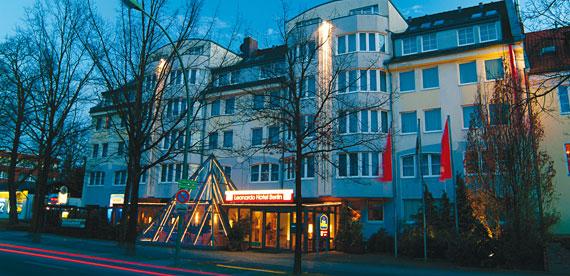 מלון B.W Leonardo Berlin Hotel