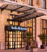 מלון Hilton Brussels City