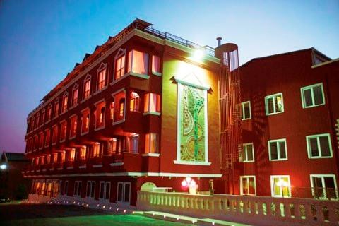 מלון Bilem Hotel