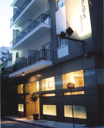 מלון Philippos Hotel