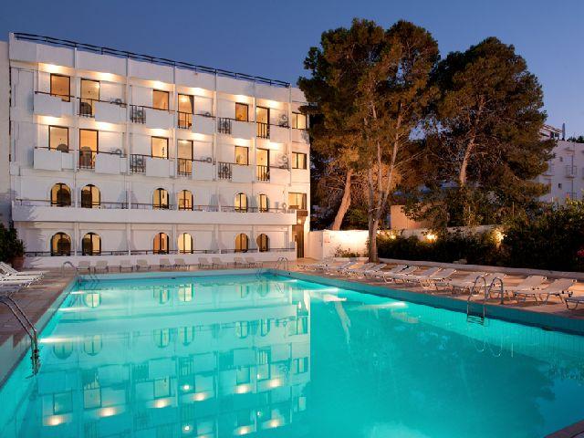 מלון Heronissos Hotel
