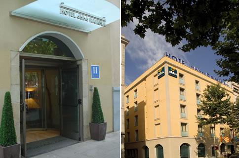 מלון Abba Rambla