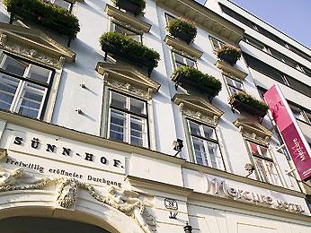 מלון Mercure Grand Biedermeier