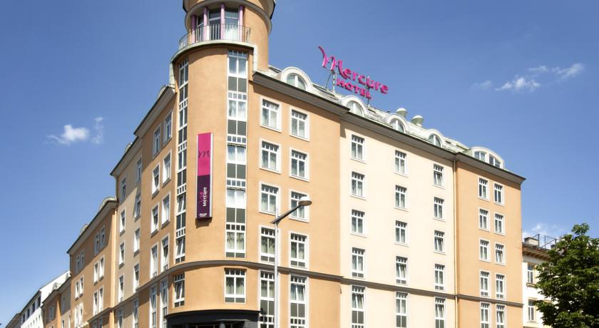 מלון Mercure Westbahnof