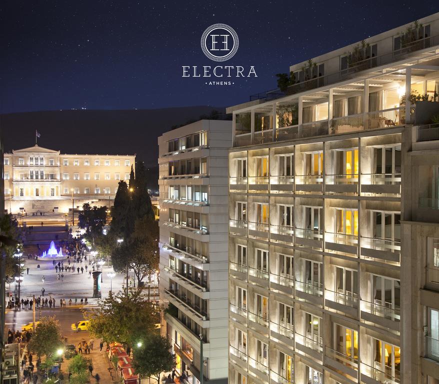 מלון Electra Hotel Athens