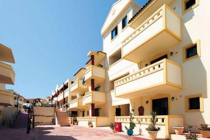 מלון St.Constantin Village