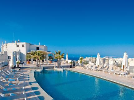 מלון Le Meridien St Julians Hotel And Spa