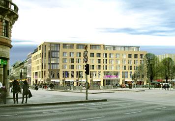 מלון Courtyard Budapest City Center