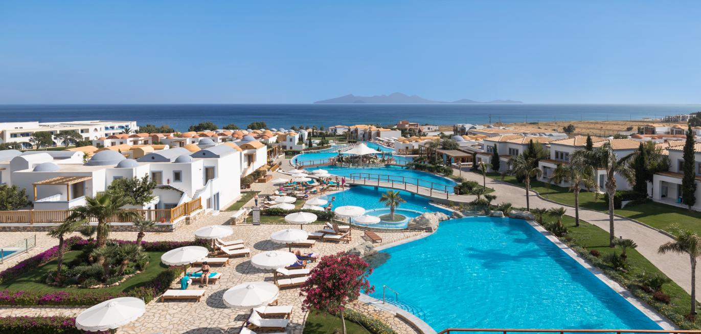 מלון Blue Domes Exclusive Resort And Spa