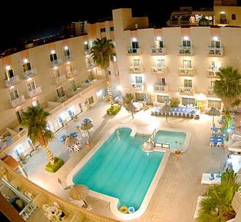 מלון San Pawl Hotel