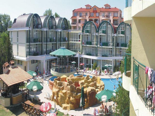 מלון Sunny Day