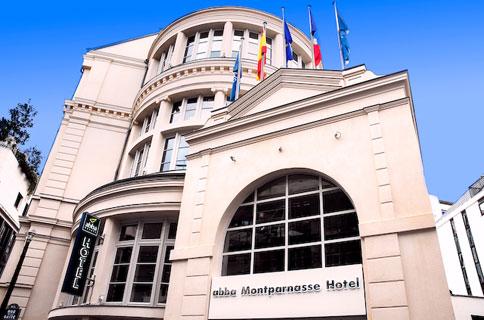 מלון Le M (Ex.Abba Montparnasse Hotel)