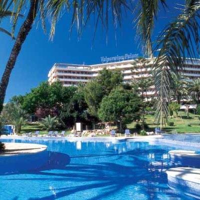 מלון Valparaiso Palace