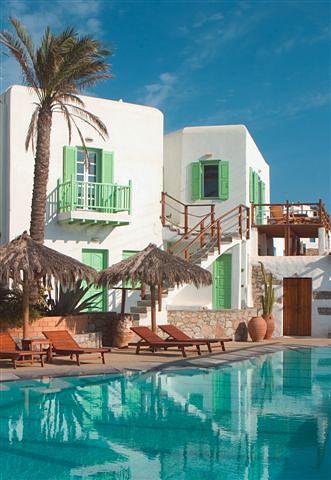 מלון Mykonos Palace