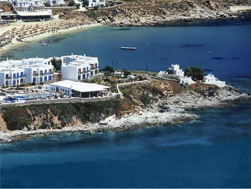 מלון Petasos Beach