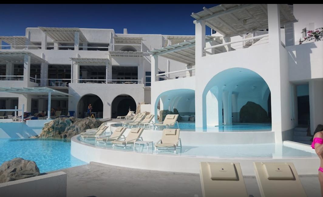 מלון Mykonos Blu