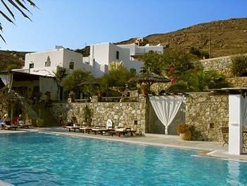 מלון Apollonia Resort