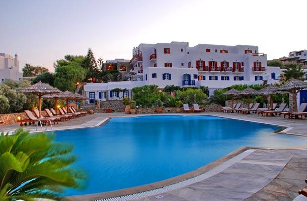 מלון Kamari (New Wing)