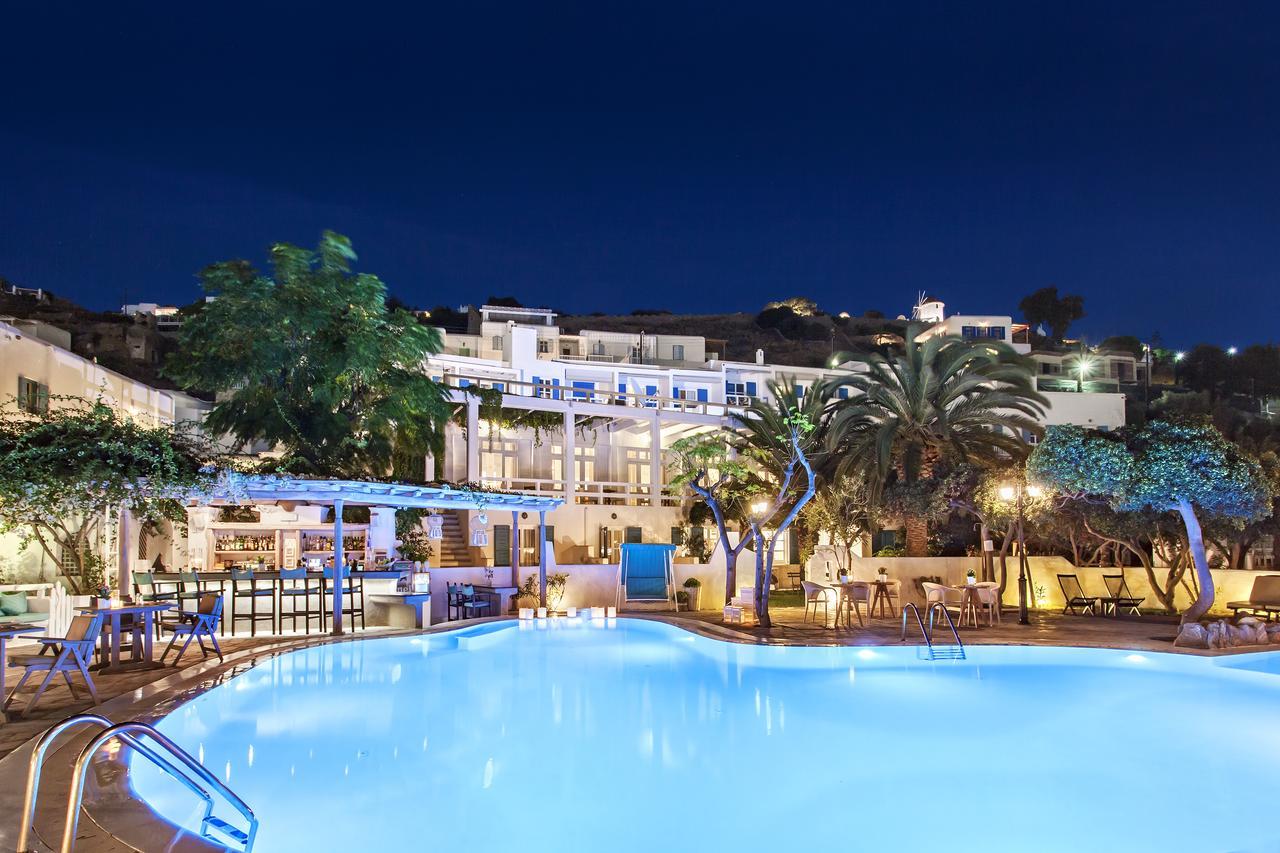 מלון Leto Hotel