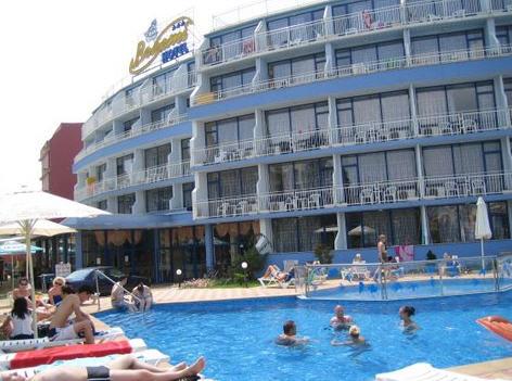 מלון Bohemi  Hotel