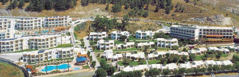 מלון Dimitra Beach