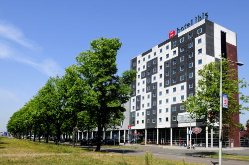 מלון Ibis City West
