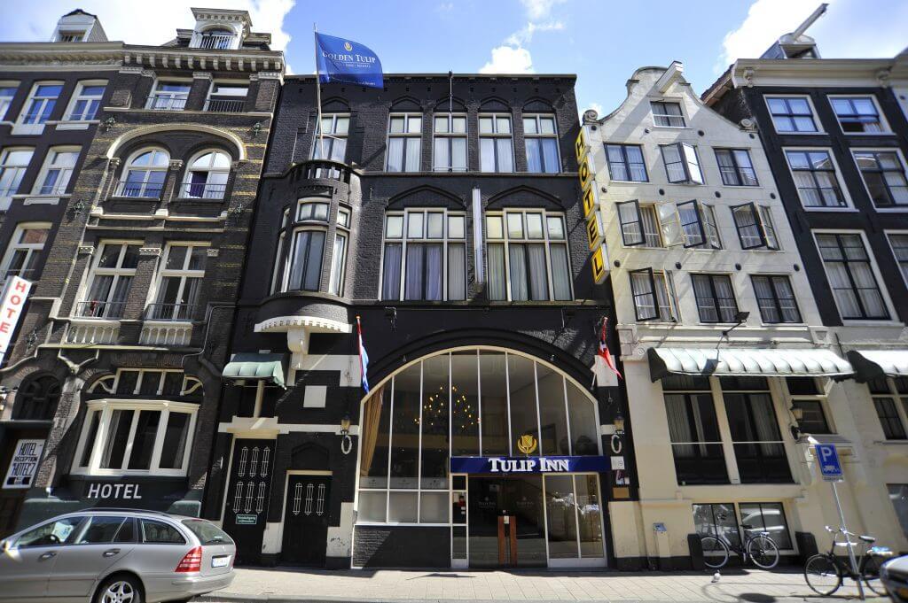 מלון Tulip Inn Amsterdam Centre