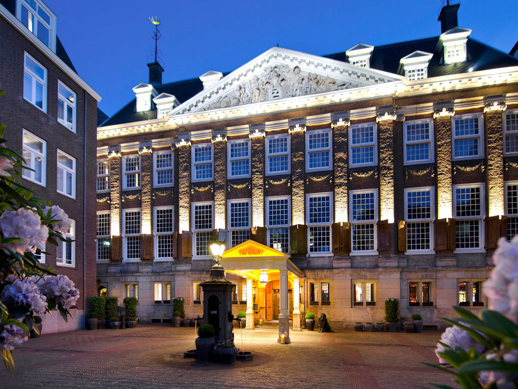 מלון Sofitel The Grand Amsterdam