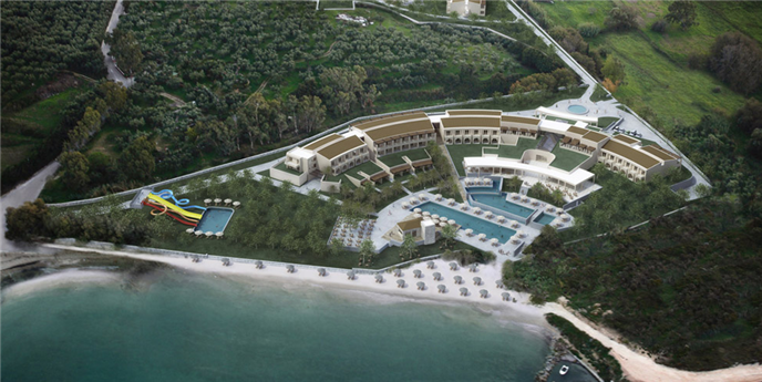 מלון Eleon Grant Resort