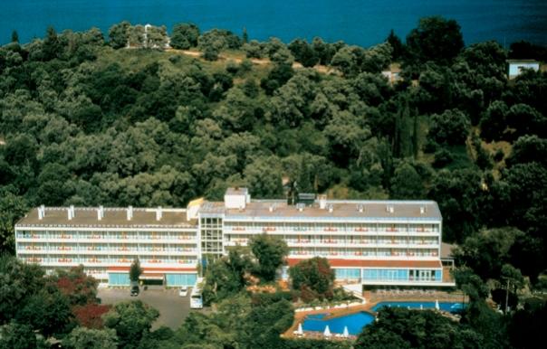 מלון Divani Corfu Palace