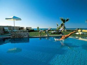 מלון Aquila Rithmna Beach