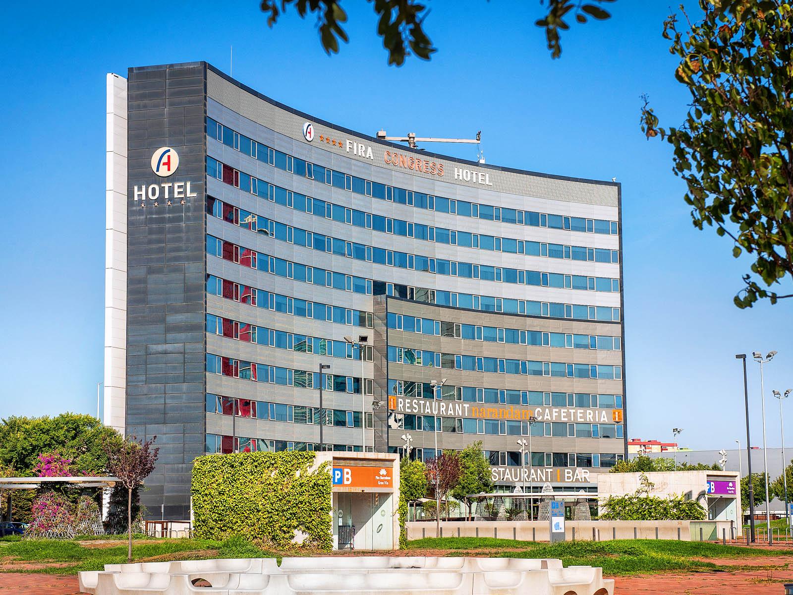 מלון Fira Congress Hotel