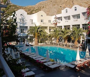 מלון Afroditi-Venus Hotel