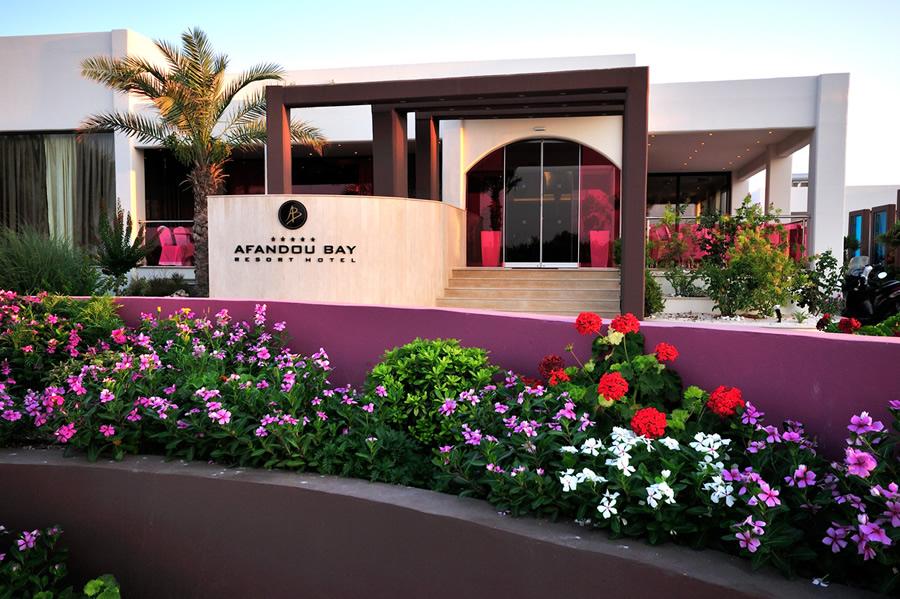 מלון Afandou Bay