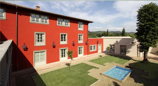 מלון Villa Il Palagio