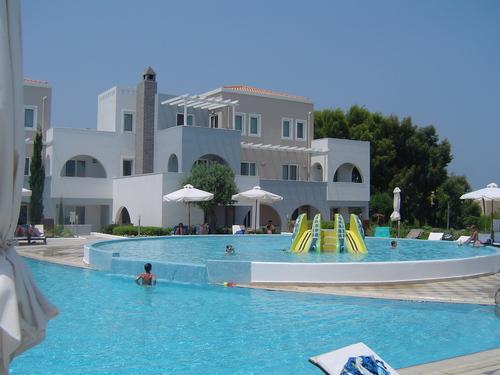 מלון Marmari Palace