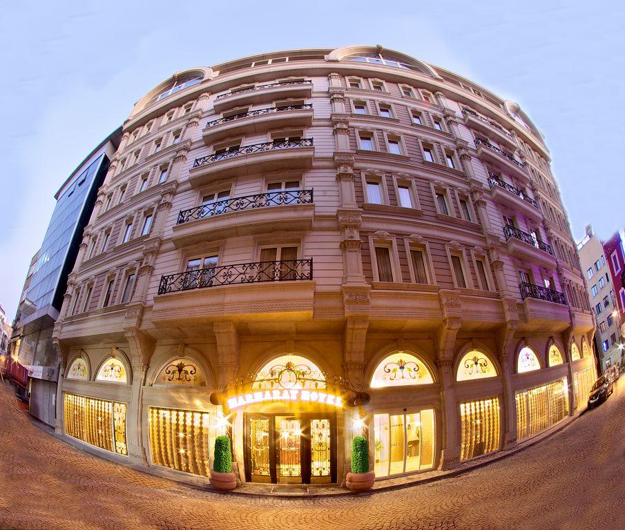 מלון Marmaray