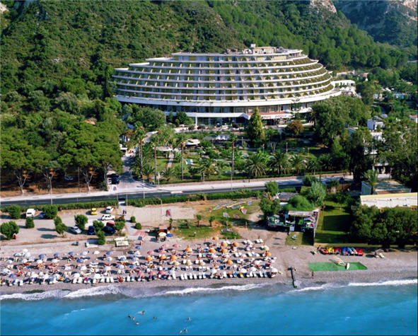 מלון Olympic Palace