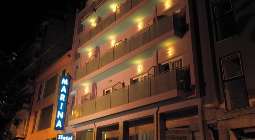 מלון Marina