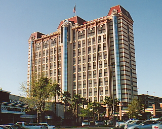 מלון Palace Station Hotel & Casino