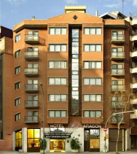 מלון Catalonia Segarda Familia(Ex Aragon)