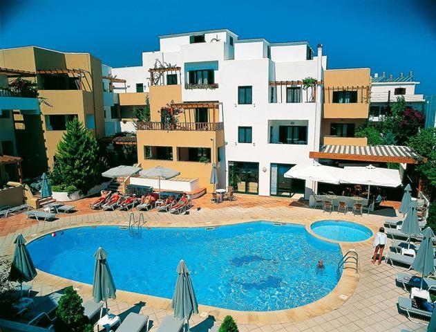 מלון Elmi Suites Hotel