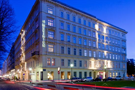 מלון Le Meridian