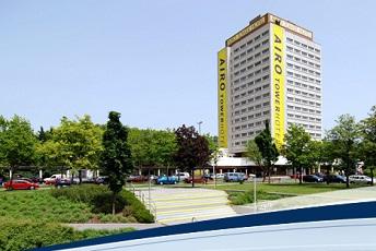 מלון Airo Tower