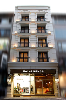מלון Nanda