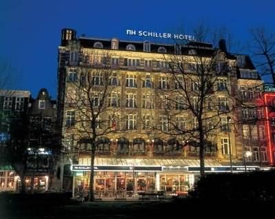 מלון Nh Schiller Hotel