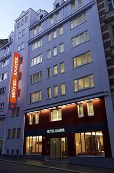 מלון Ausrtia Trend Anatol