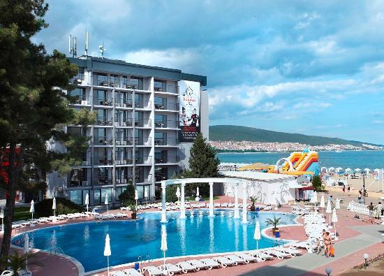מלון Platinum Hotel