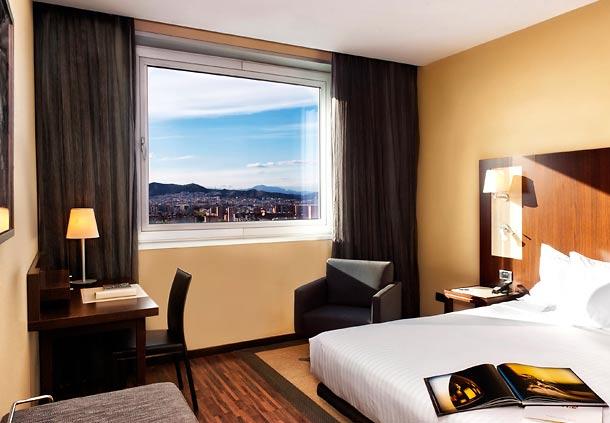מלון Ac Hotel Barcelona Forum